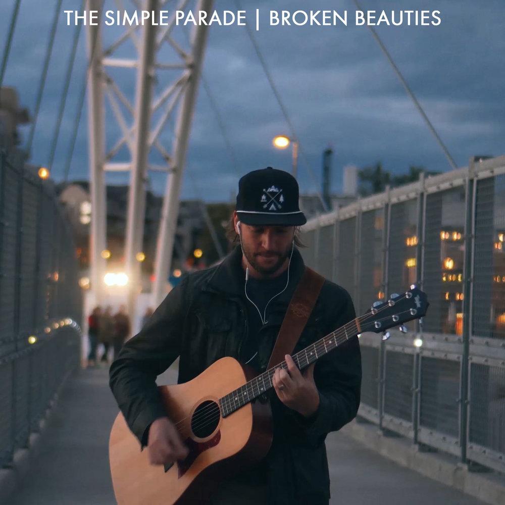 The Simple Parade - Broken Beauties