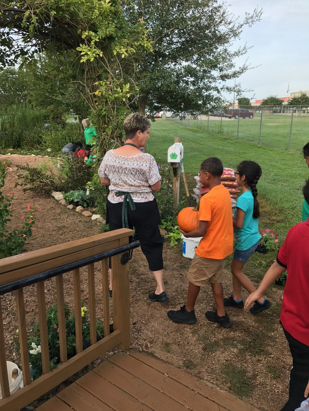 Youth Gardening/Butterfly Garden