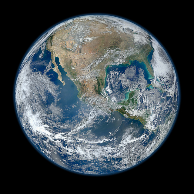 Most Amazing High Definition Image of Earth