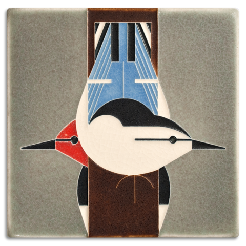 Upside Downside by Charley Harper