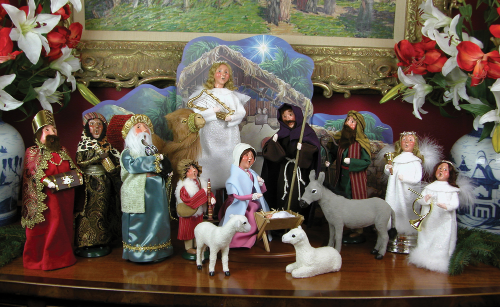 Byers' Nativity