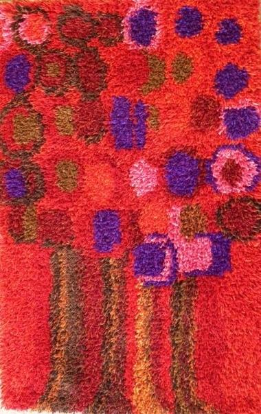Red Rya Snitsig Bouquet