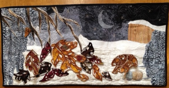 """The Waning Moon of Winter"" by Vivian Terbeek"