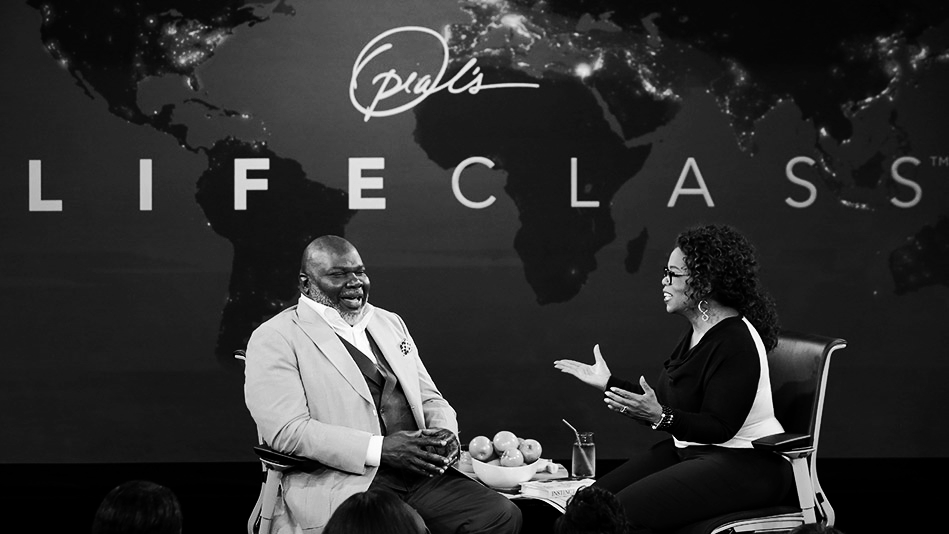 MEDIA BUYS - Megafest Oprah's Lifeclass