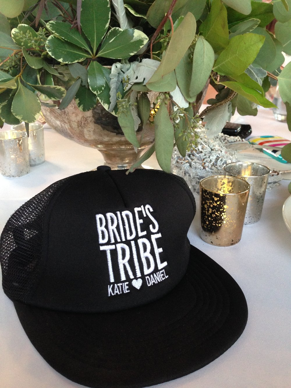Bride's Tribe! I love my sweet friends: Katie & Daniel, Maddy & Brodie.