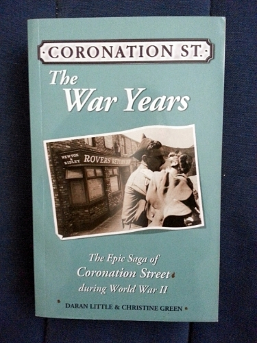 Someone gave this to me because I was into watching  Coronation Street  at the time. I don't watch it anymore.