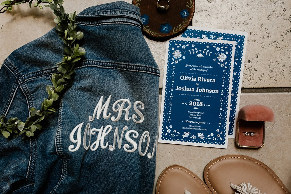 Olivia Josh Diy Decor And Taco Bar Wedding Sacramento