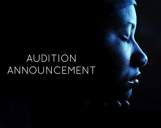 "Guys I'm directing a play! And we need some #blackgirlmagic to fill out our cast. Info below. Please submit! -- AUDITION ANNOUNCEMENT -- ••• African-American actresses  for the final show of Coin & Ghost's first season: ""UNTITLED ANTIGONE."" ••• The project will juxtapose Sophocles' classic text against the modern-day destruction of Black bodies at the hands of the criminal justice system. The script is being written by playwright/poet Lisa Marie Rollins, and will be developed alongside the cast during a two-week workshop process. Directed by Coin & Ghost Associate Artistic Director, Kendall Johnson. ••• Link in bio for more info (and to request an audition slot)! •••"