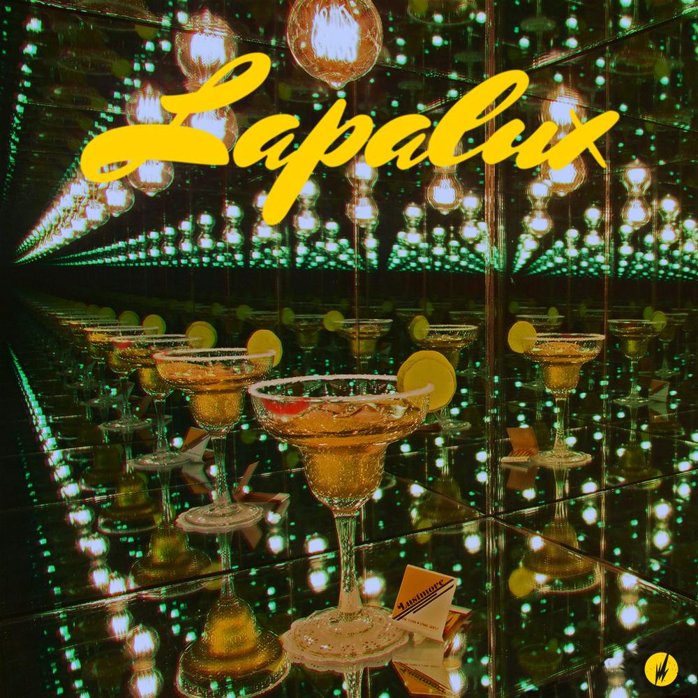 Album Art Lapalux Lustmore