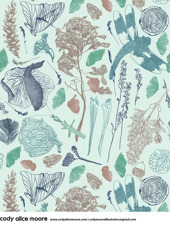 CodyAliceMoore_BotanicalSketchbook