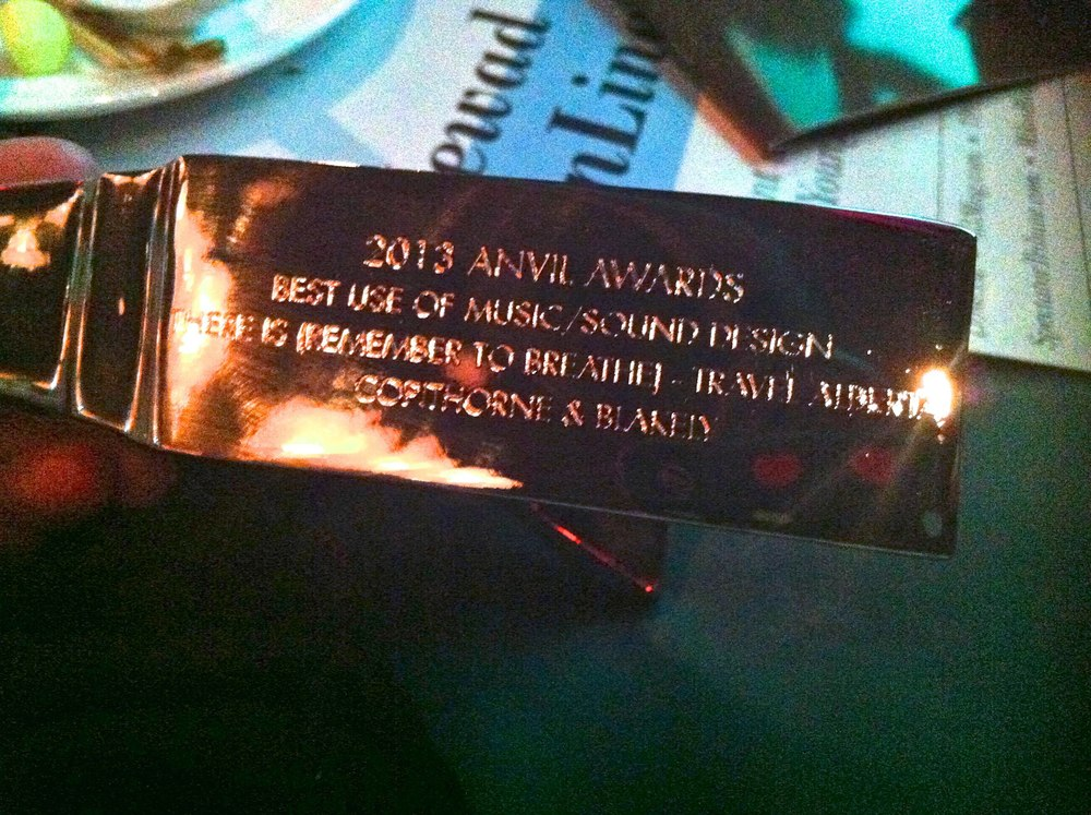 2013 Anvil Awards