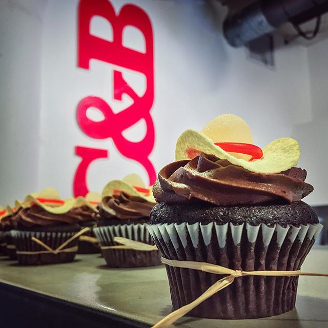 Real Cowboys eat cupcakes. #Stampede2015 is here!
