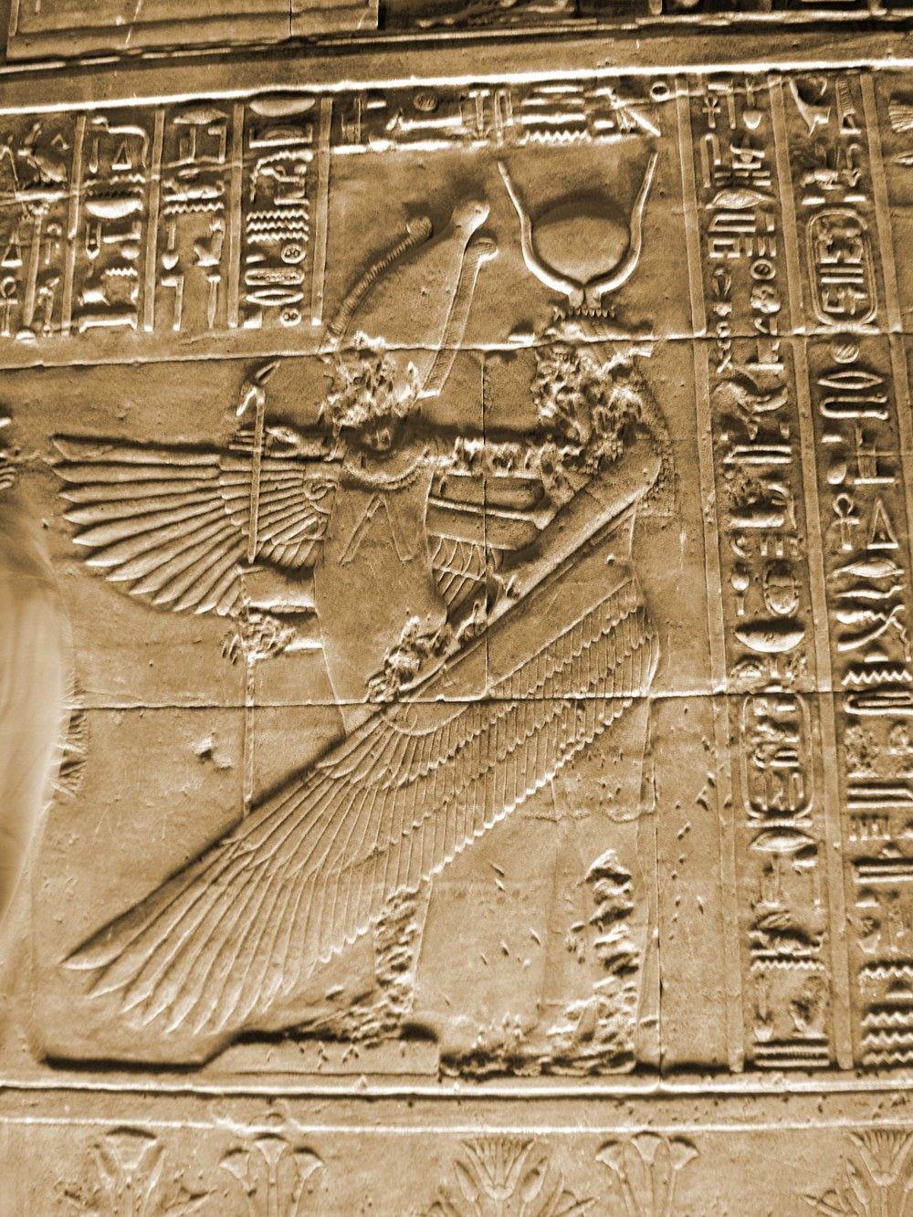 The Egyptian Goddess Isis has much to teach us about working with our light body.