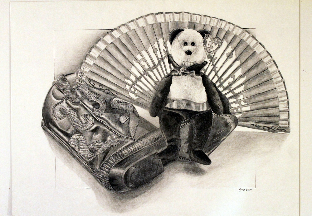 Still Life (Graphite Pencil), 2008