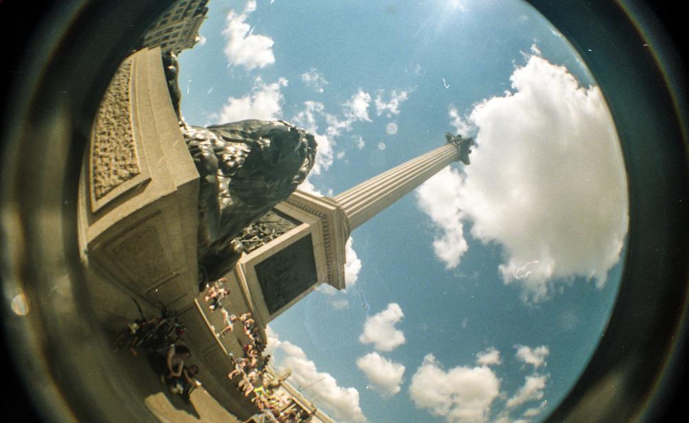London, film lomography