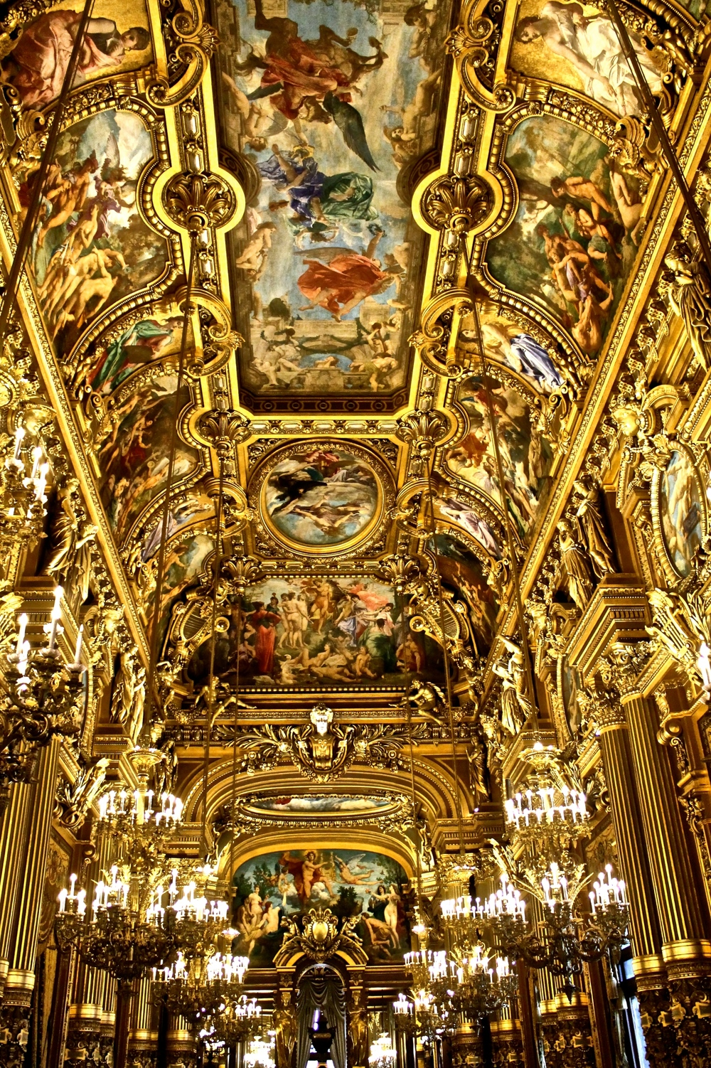 Palais Garnier, Royal Opera House, Paris