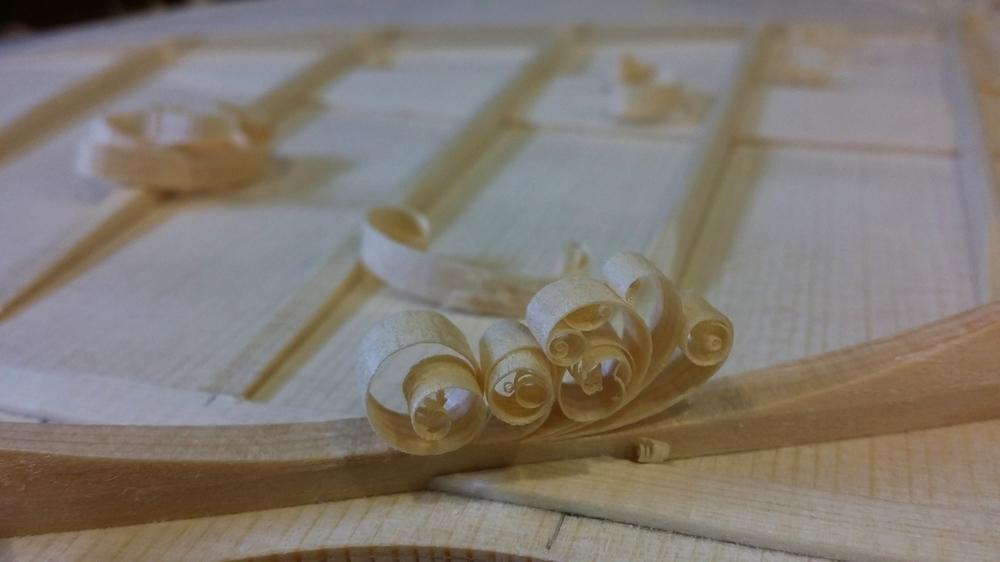 carving braces