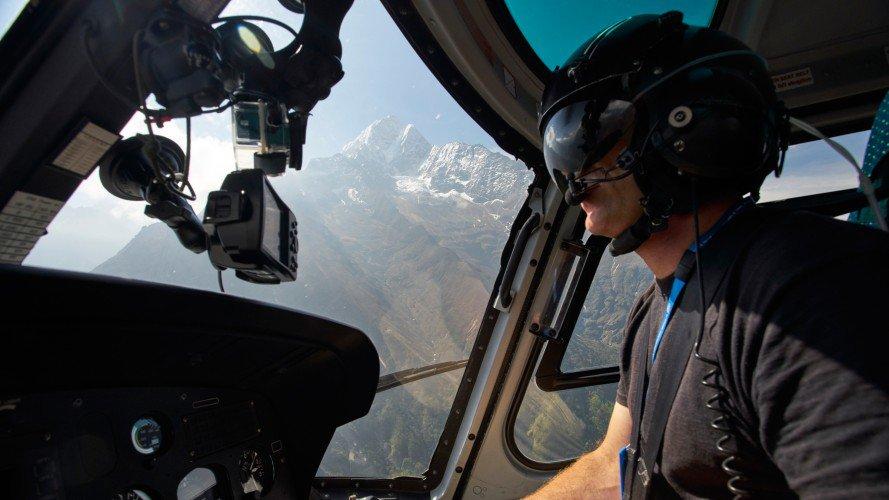 Reality TV at 29,000 Feet