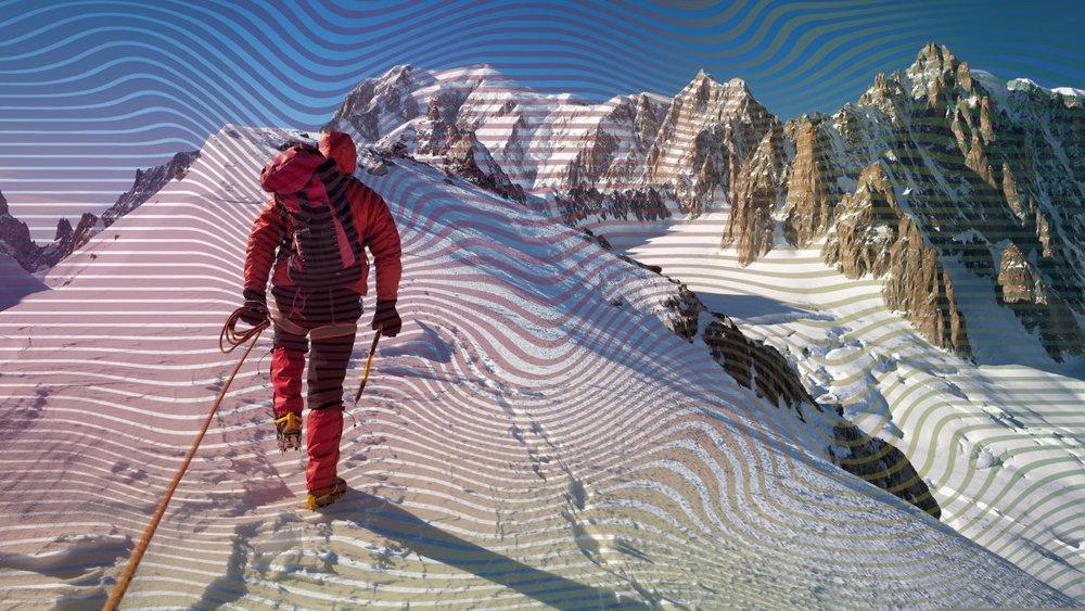 CAN CLIMBING MOUNTAINS MAKE YOU CRAZY?
