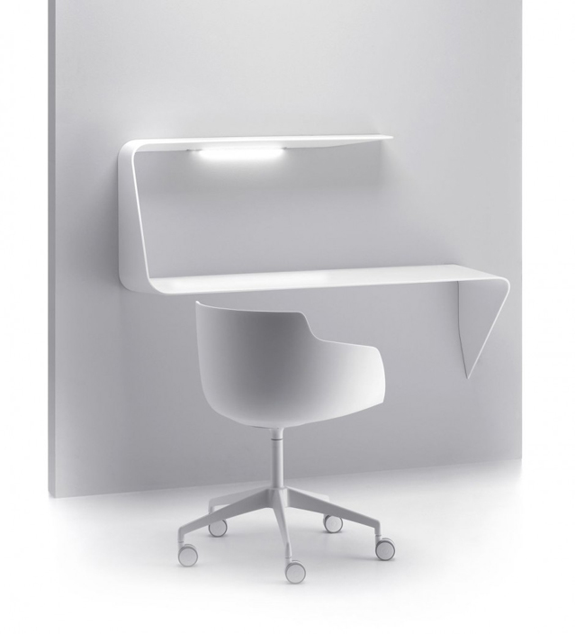 Wpid Space Saving Wall Mounted Desk By Victor