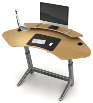 Standing Desks & Wall Mounted Desks | spacecraft