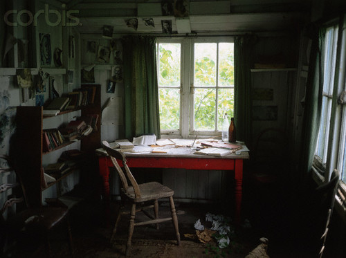 Famous Workspaces Poets