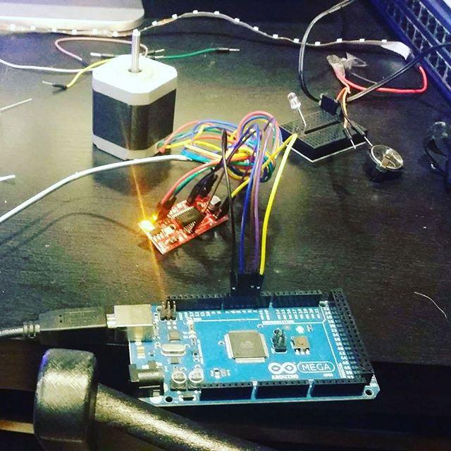 launchpad smarts! #prototype #iot #standingdesk #startup #maker #hacker #entrepreneur www.spacecraft.la