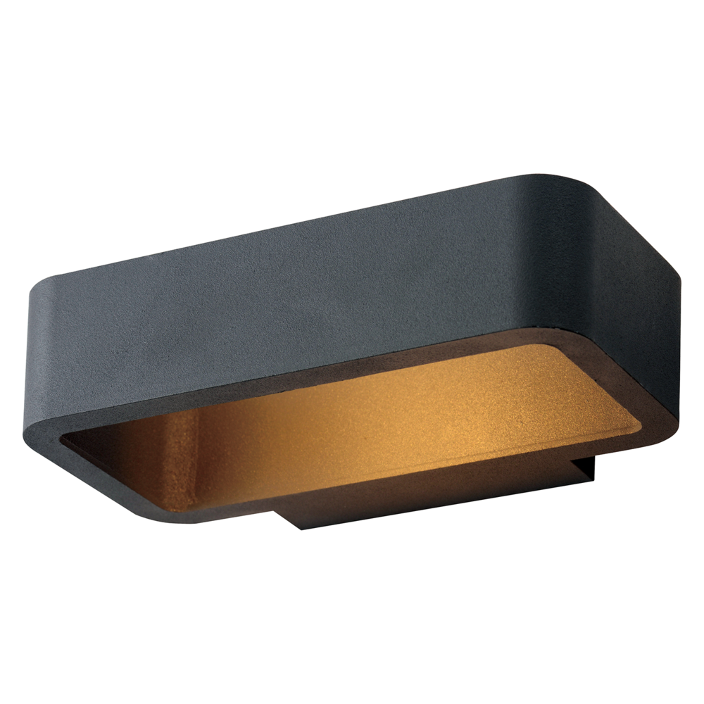 Led wall sconce light cosmos d spacecraft amipublicfo Image collections