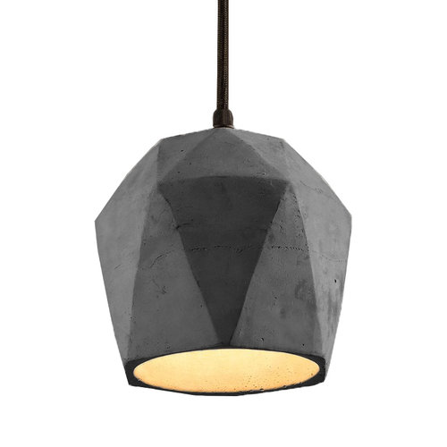 Concrete pendant light helios a spacecraft spacecraft modern concrete pendant light vintage industrial cement hanging ceiling chandelier lamp aloadofball Image collections