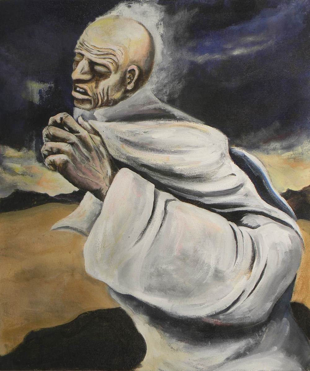 The Artist as an Old Man