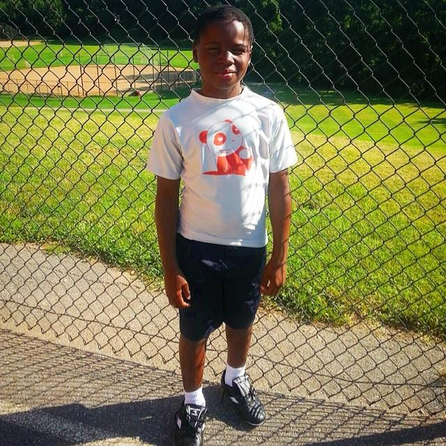 We are excited to announce this year's 2014 #scholarship#winnerDesmond, a 4th grader out of our hometown, Langley Park, MD. Desmond starts his #soccer/#futbolcamp today!Desmond has elected to attend Takoma Soccer for Kids.Takoma Soccer Camp for Kids provide a safe, fun and educational atmosphere for our youths. Kids will learn basic rules and fundamentalsof Soccer/Futbol as well as team work! Thank you to everyone that participated this year and have a safe summer!#drinkwater#lazypanda#fashion#art#pandas#dc#md#va#supportlocal