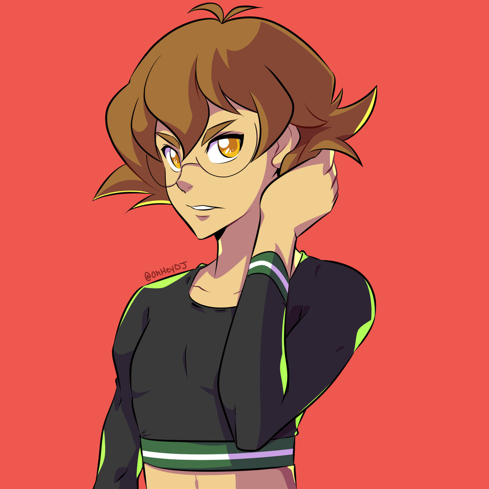Crop Top Pidge
