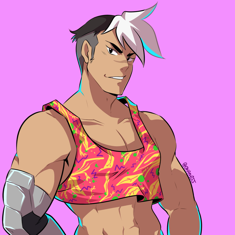 Crop Top Shiro
