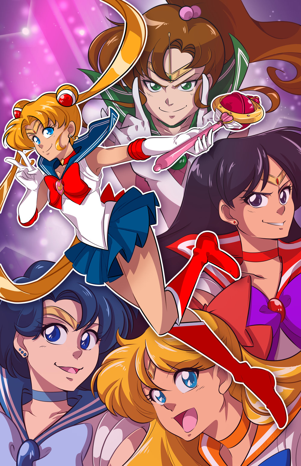 Sailor Planet Power