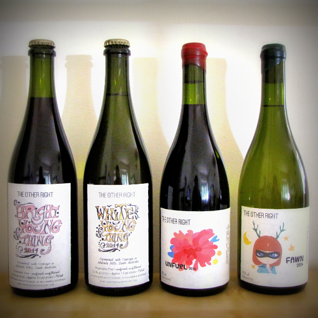 The Other Right Wines 2014 Spring Release
