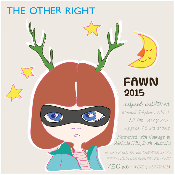 The Other Right Fawn 2015