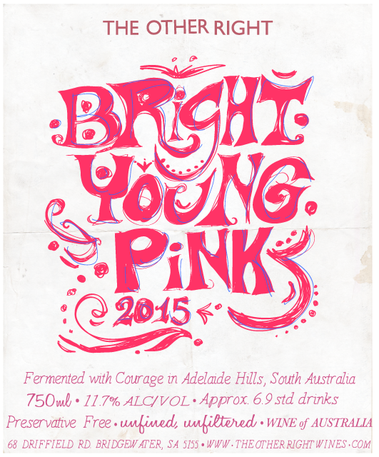 The Other Right Bright Young Pink 2015