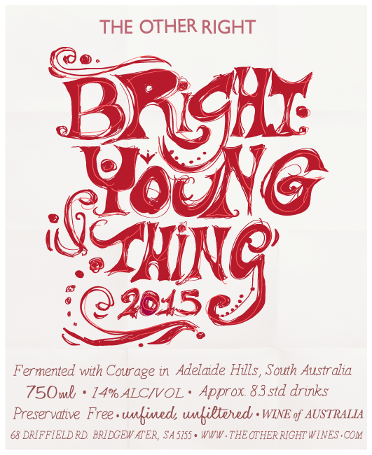 The Other Right - Bright Young Thing 2015