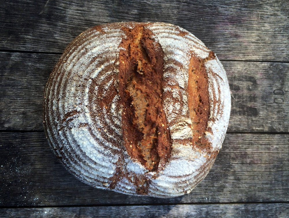 The Other Right Wines - Sourdough!