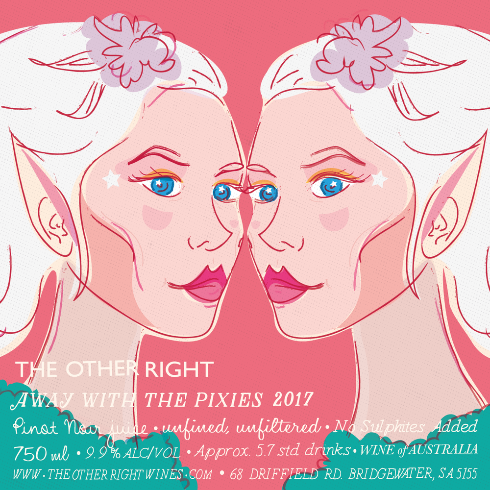 The Other Right Wines - White Young Thing 2016