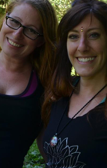 LeLa and Tillie are two Shri Kali students that have recently joined forces to bring the Kaula Tantra Yoga system to Seattle.  Tillie, in only a month's time, knew she was meant to share the system and went back to Seattle and immediately had a large group of practitioners. LeLa, also only here for a month, struggled at first with allowing herself to relax in this system.  Suddenly one day, the system began to work for her and she fell in love.  She knew at that point that she would also have to share and so she returned to Seattle and within one week, she had met Tillie and they created Shri Kali Seattle.  LeLa will also be returning to Shri Kali with a retreat group and then she will return to Seattle to continue sharing this system until Tillie returns.