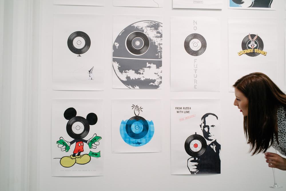 Taxi Studio Festival of Print