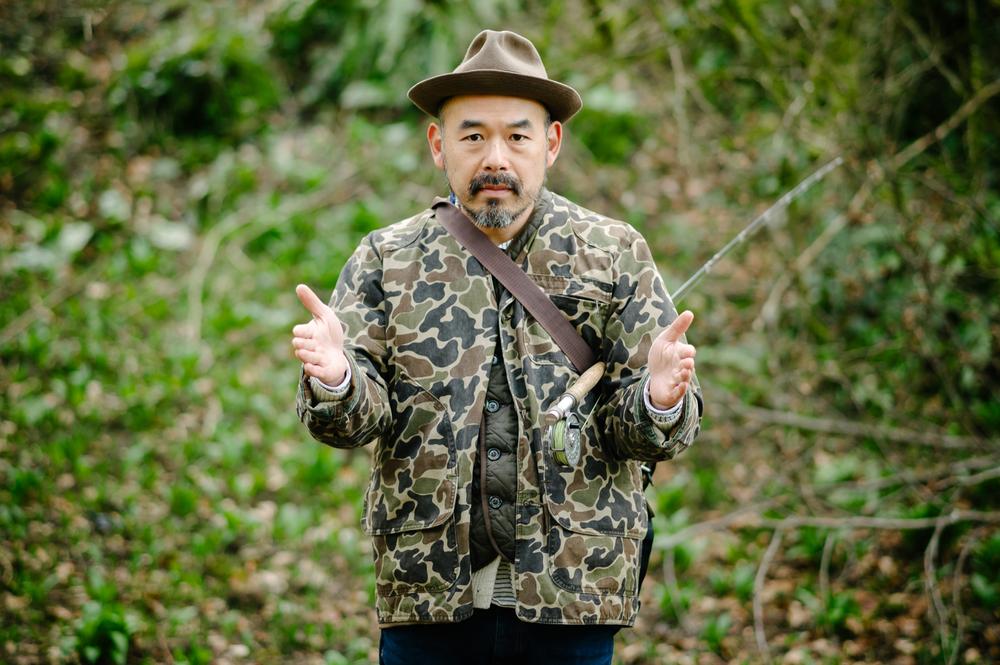 Atsushi Hasegawa Fly Fisherman