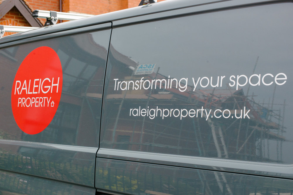Raleigh Property Branding