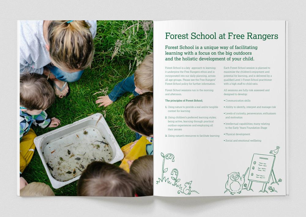 Free Rangers Forest School Nursery
