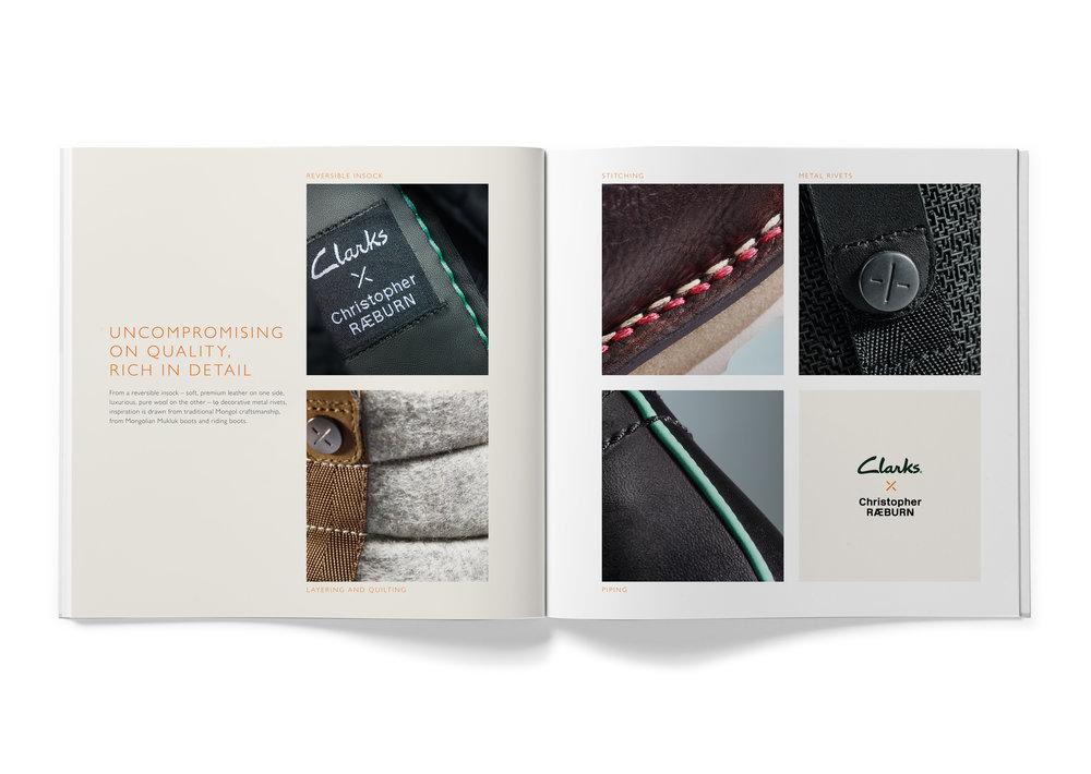 Clarks x Christopher Raeburn Lookbook