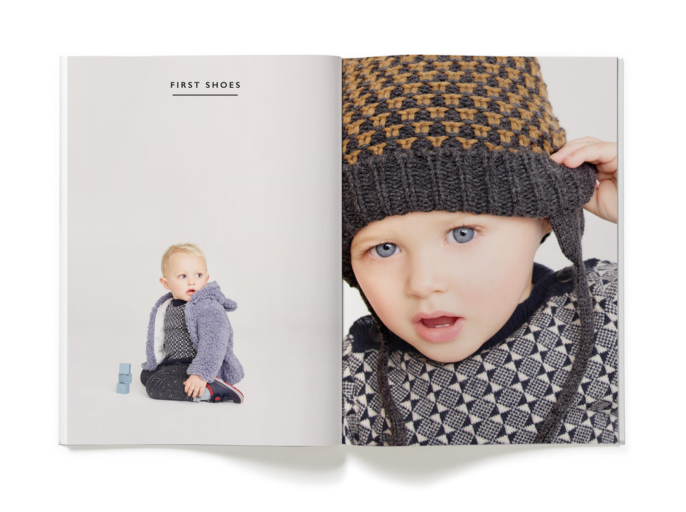 Clarks AW17 Kids Trade Catalogue