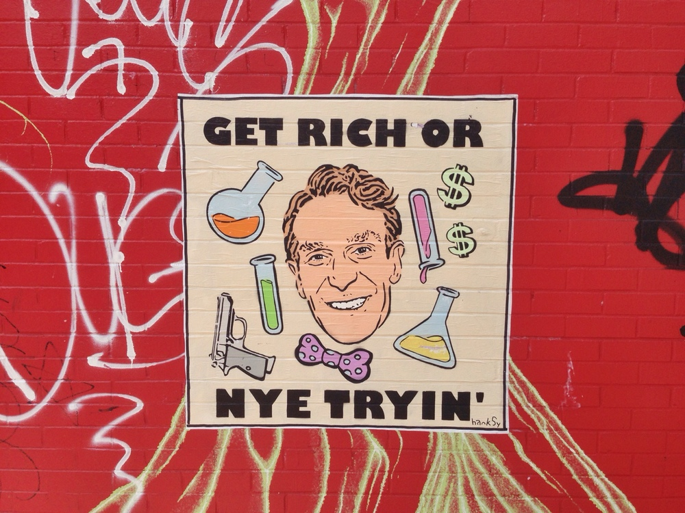 Get Rich or Nye Tryin'