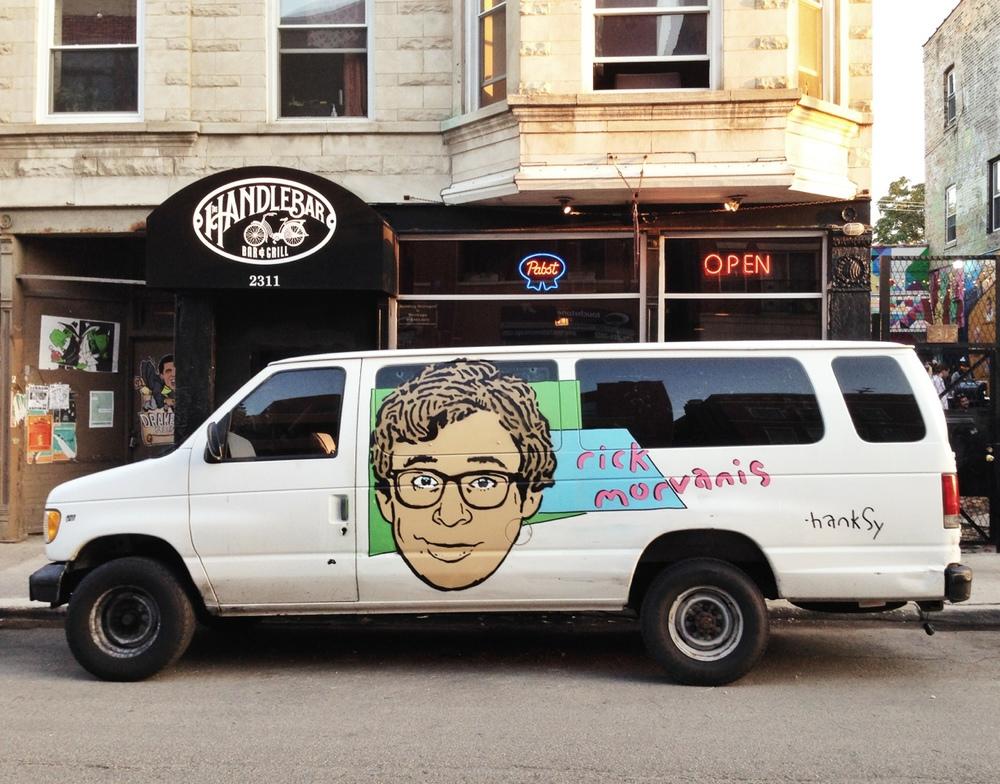 Rick Morvanis, Chicago, IL