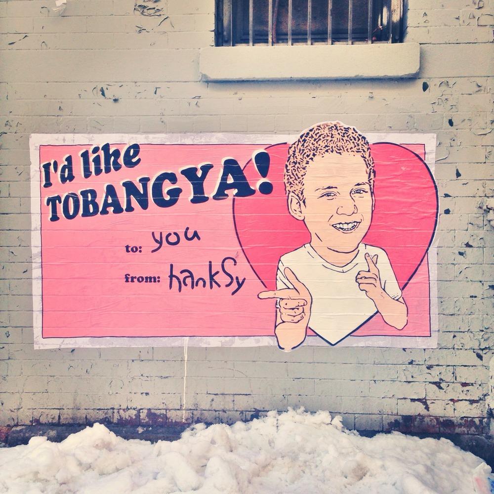 I'd Like Tobangya Chinatown, NYC